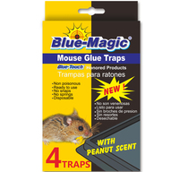 New brand Blue Magic Strong adhesive peanut mouse and rat glue trap