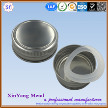 High quality stainless steel mason jar lids