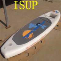 surfboard with clear window/customized designed Stand-Up Paddle Board/surfboard graphic design