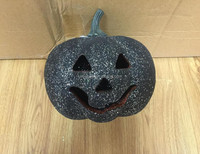 Hot selling Led light halloween craft foam pumpkin
