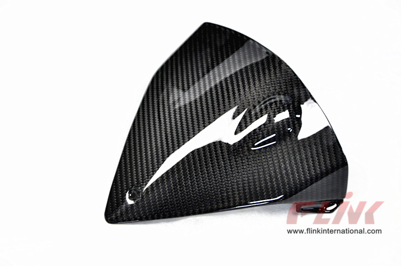 Carbon fiber Windscreen windshield screen for APRILIA TUONO V4