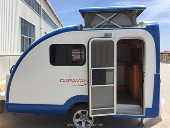 Fiberglass Pop Up Top Caravan Camper Trailer Buy Caravan