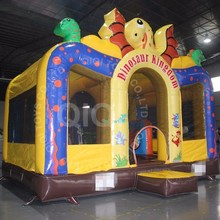 inflatable jumping castles dinosaur bounce used party jumpers