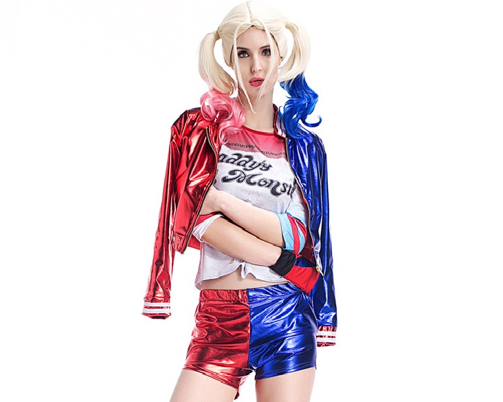 xxx adult costumes suicide squad costumes halloween costume dropshipping