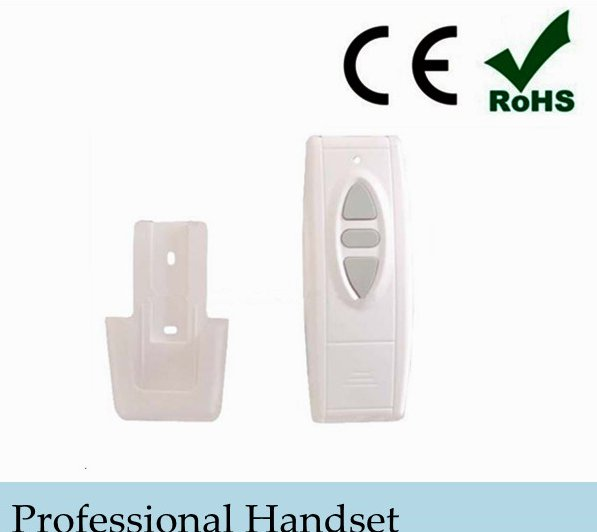 white color handset for WINDOW OPENER linear actuators