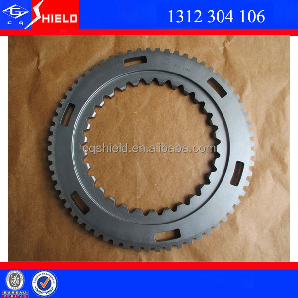 Heavy Vehicle Spare Part Gear Ring 1312304106 to Gear Box ZF16S-181 Wholesale Aftermarket Auto Parts