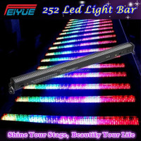Stage Decoration Wedding Effect Light 252 Programmable Led Light Bar