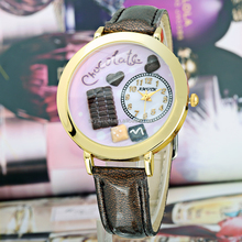 2015 new Christmas gifts soft pottery table wholesale students fashion watch
