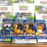 Pokemon TCG XY Evolutions Booster Box