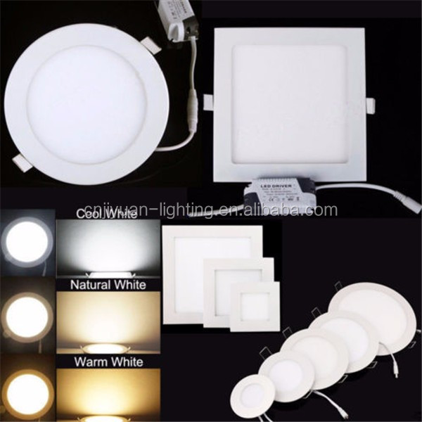 CE ROHS 3 years warranty hot sale 100lm/w smd 2835 300x300 recessed led panel light