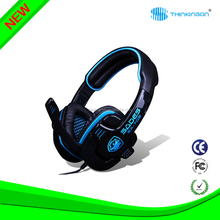 Over-Ear Wired Headset for Playing Gaming on computer