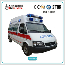 Toyota Medical Equipment Gasoline RHD LHD diesel ambulance for sale