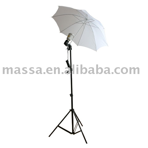 Studio Photography Light AC Slave Flash Kit