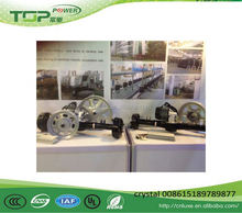 high quality brushless tricycle differential for passenger