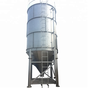 bolted type 100 ton cement silo for sale