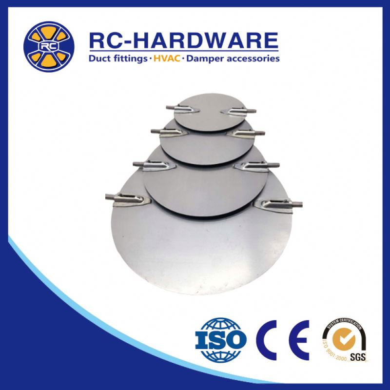 rich experience electric air duct damper valve