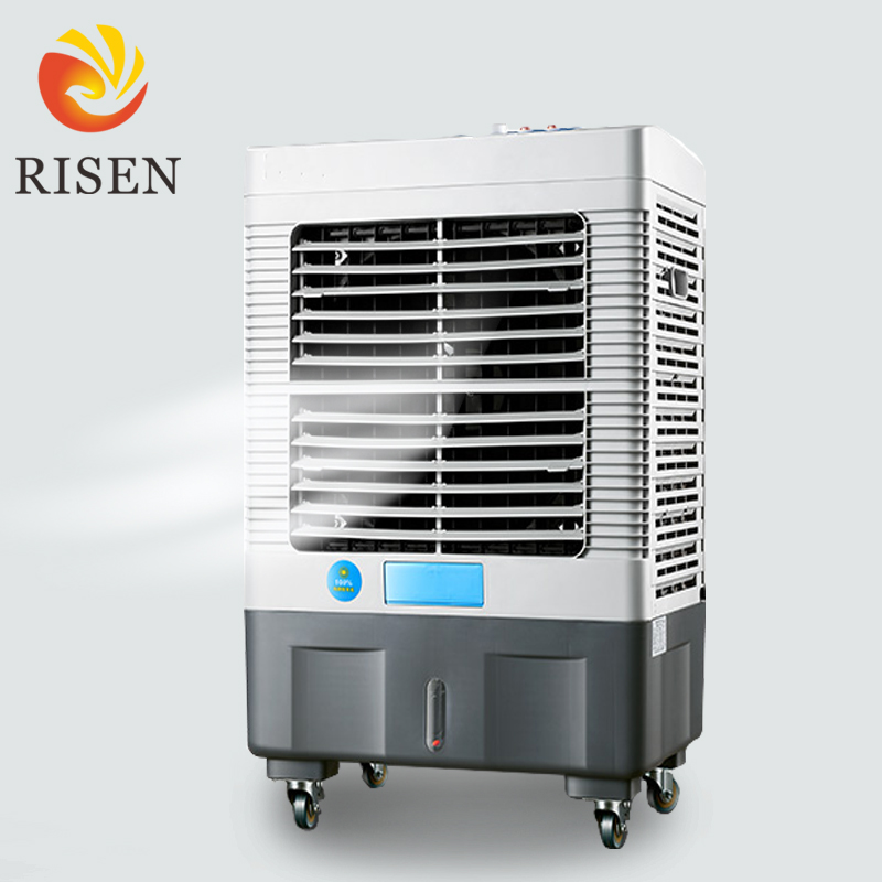 300-12000 m3h big size hot selling Industrial Portable Evaporative commercial air Cooler <strong>fan</strong> with air conditioning system