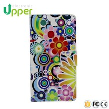 Mobile phone skin back wallet leather flip cover case for huawei ascend g8 g535 g700 g730 g620 g620s