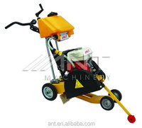 concrete road cutter with water tank