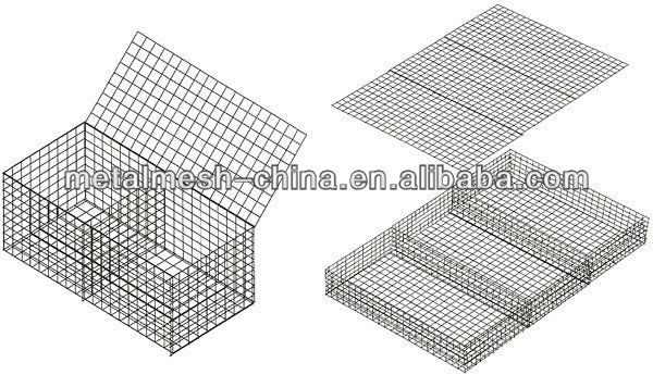 Anping strong welded rabbit cage wire mesh for manufacturer