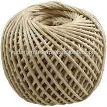 bales of jute ropes from India