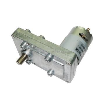 Dsd 95ss555 High Torque Low Rpm Rotisserie Gear Motor