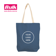Eye-catching Standard Size Tote Canvas Rope Handle Beach Bag Wholesale Custom Printed