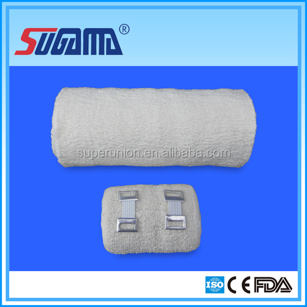 OEM 100% cotton medical crepe bandage