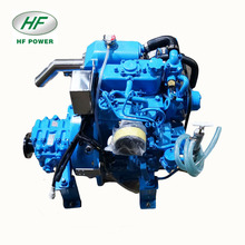HF-2M78 small water cooled marine diesel engine nboard boat jet engine