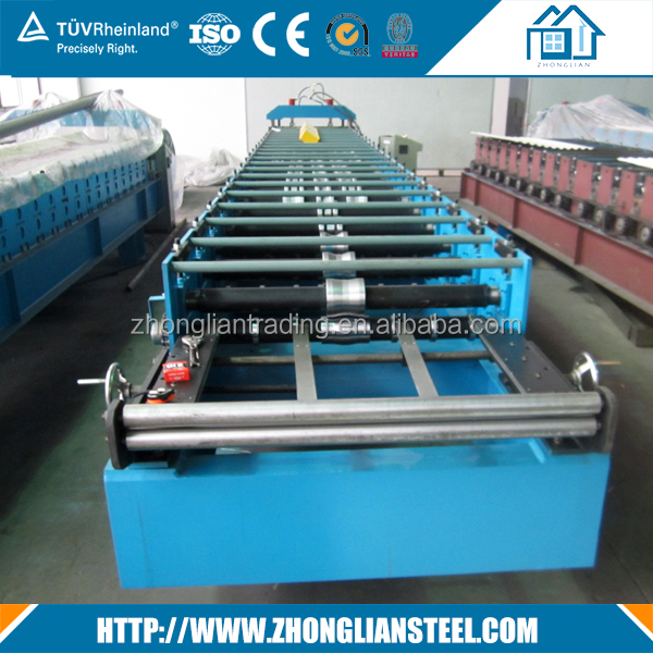 steel profile metal stud and track used roller shutter c purlin roll forming machine