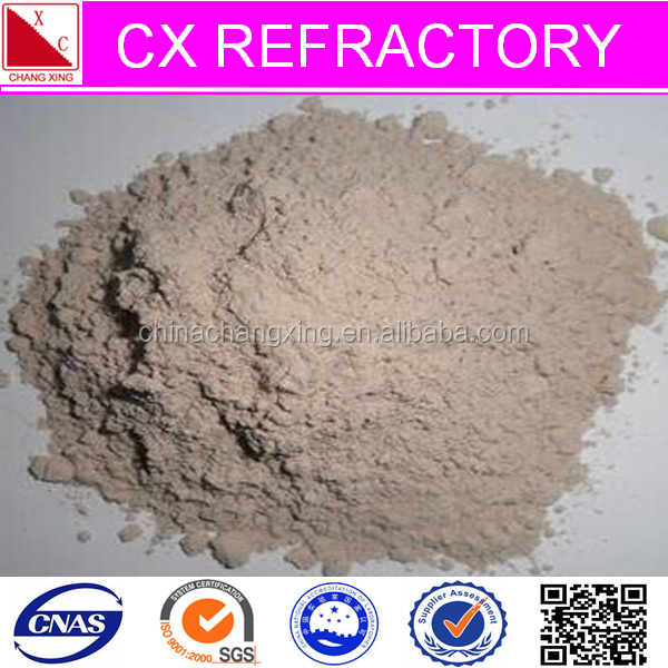 Low and high density cement powder