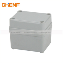 Chenf 125*125*75mm Aluminum IP66 High Quailty Electrical Junction Box Waterproof Junction Box