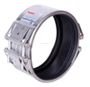 Hydraulic Pipe Coupling Grip-D quick locking pipe clamp with EPDM Sealing Sleeve