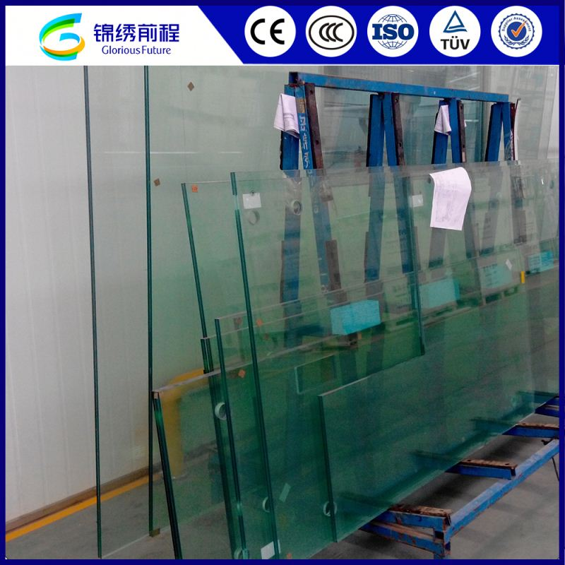 8mm Color Laminated Glass Shower Doors