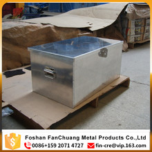 stainless steel truck tool box/high quality stainless steel tool box