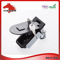 Electrical Panel Specialty Vehicle cabinet lock with handle