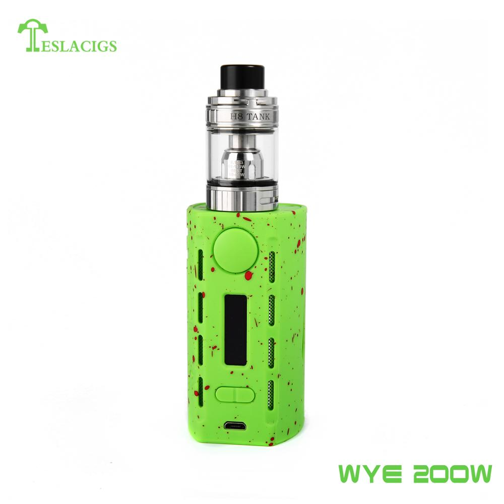 Vape ecig Tesla WYE 200w mod distributor with cheap price!