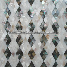 Shell Mosaic ST-061 Beautiful Shell Mosaic Tile Special Mother of Pearl Wall Tile