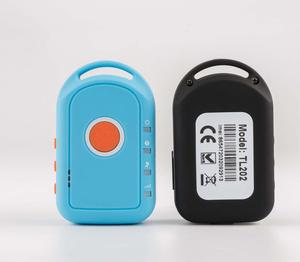 Newest smart 3g GPS tracker for kids and elders accurate 3g personal GPS tracker from China