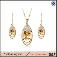 China Factory Crystal Jewellery Guangzhou Fashion Jewelry Market