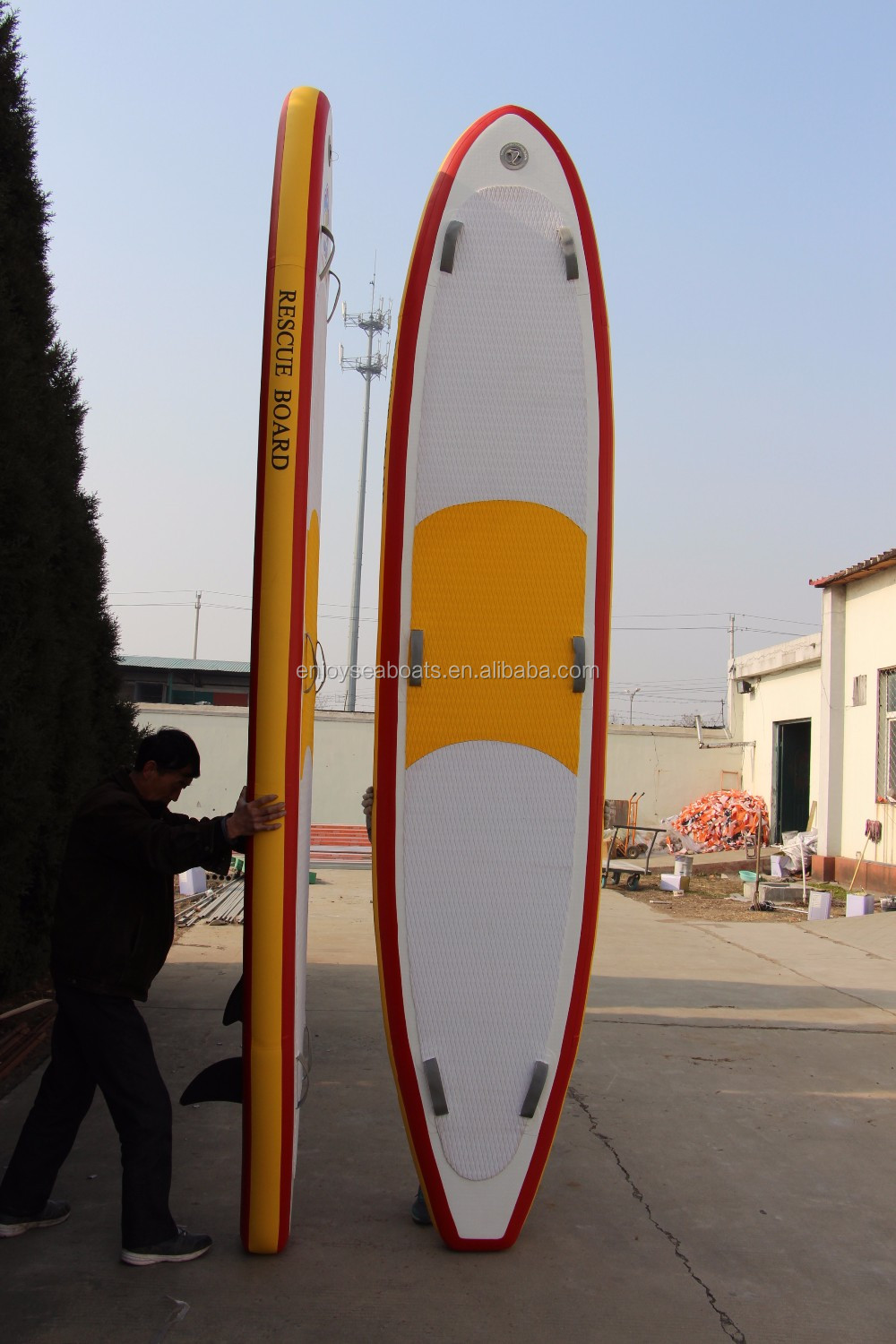 2016 New Design High Quality inflatable SUP paddle board / rescue surf / inflatable stand up paddle board for sale