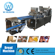 Factory Supply Efficient complete commercial bread making equipment