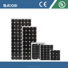 Solar Panel for Apartments/140W Mono Material Solar Panel