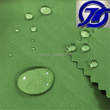 210D Printed Polyester Oxford Fabric With PVC Coated