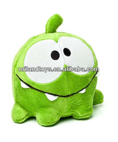 little jumping frog plush baby toy