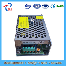 5v 15v ac dc switching power supply 15w dual output P10-15-A series