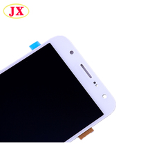 full test original new lcd touch screen digitizer assembly for samsung galaxy j7 display