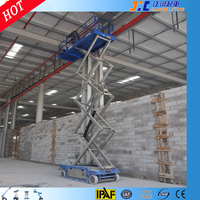 CE Approved Factory Direct Sale Self Propelled Scissor Type Human Lift
