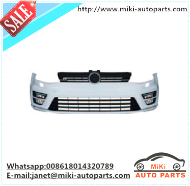 front bumper assy for MK 7 R GOLF 7 R auto body accessories