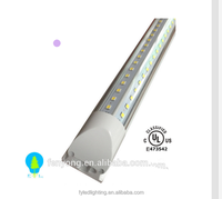 Low power consumption 1500mm T8 integrated led tube 22w 5ft led tube light